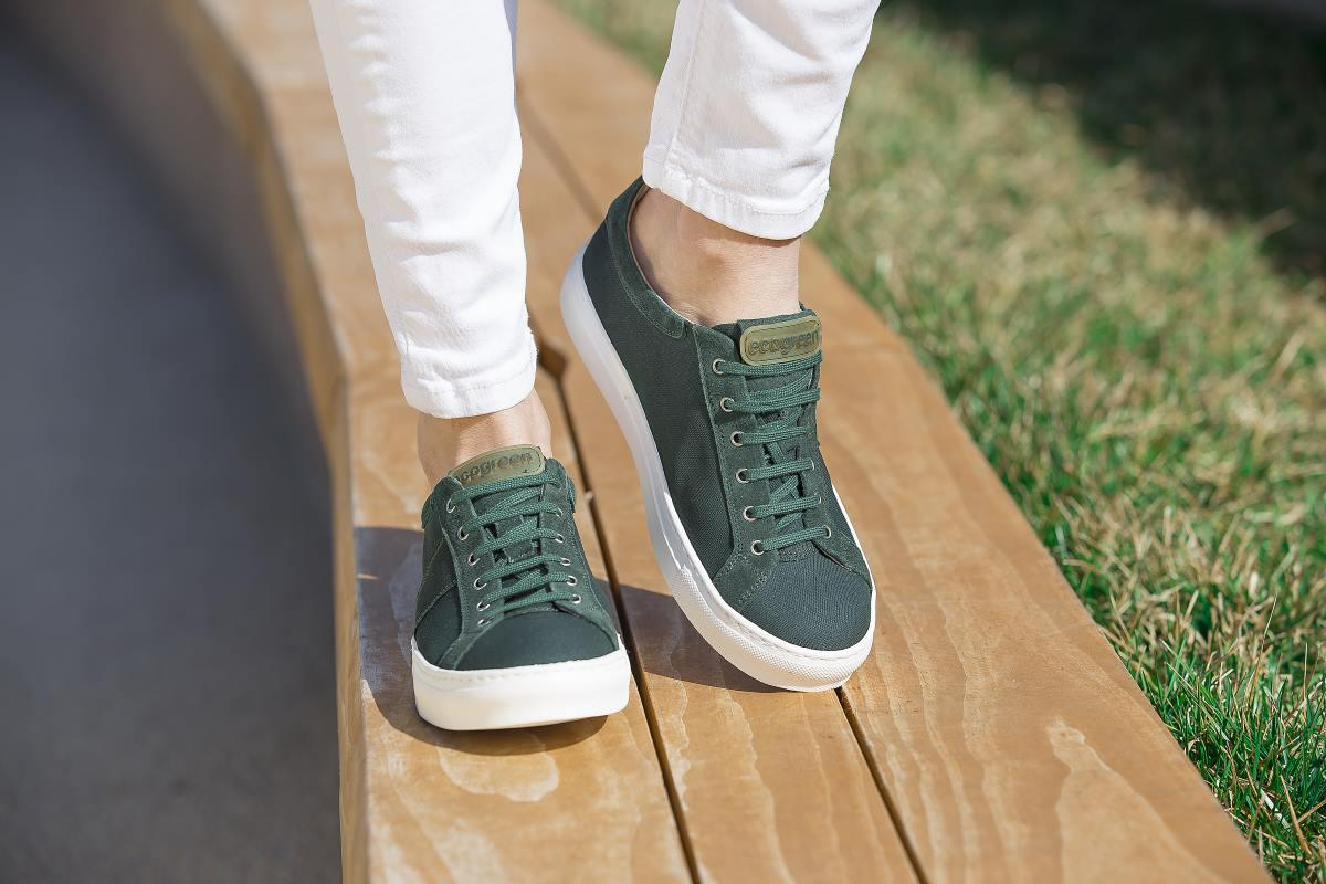 sneakers ecologiche ecogreen
