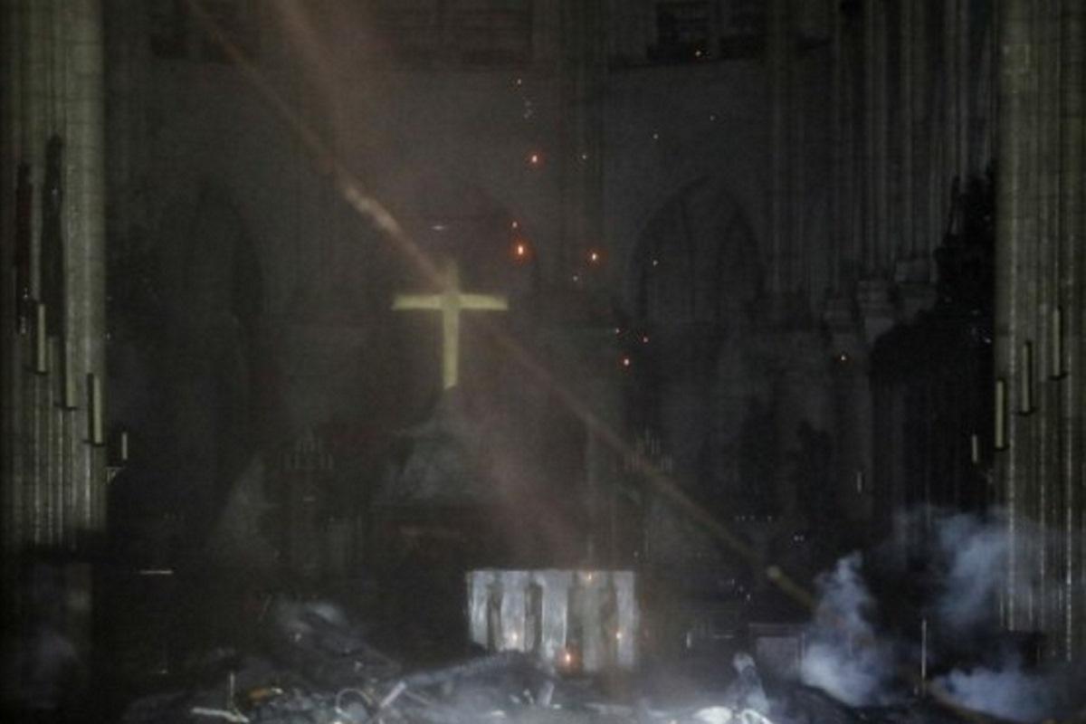 Interno Notre Dame