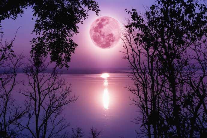 luna rosa 30 aprile 2018