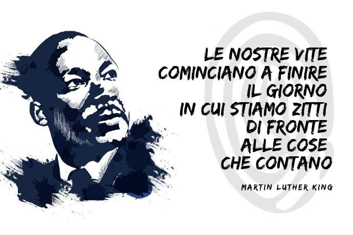 Martin Luther King La Storia E Le Frasi Celebri Greenme It