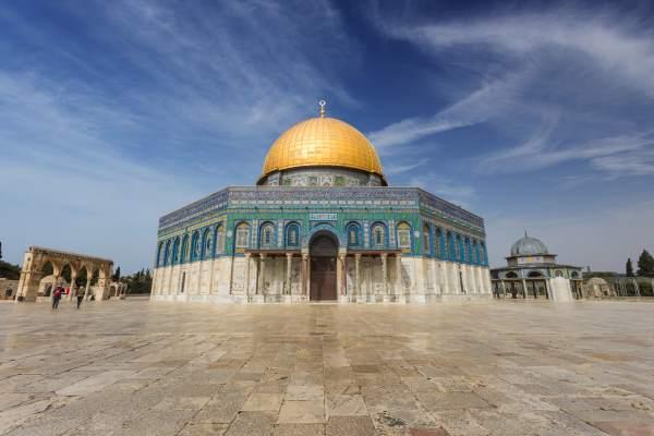 moschea gerusalemme