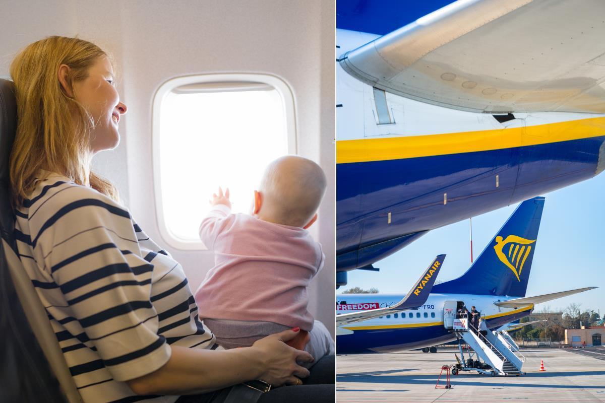 viaggiare con neonati
