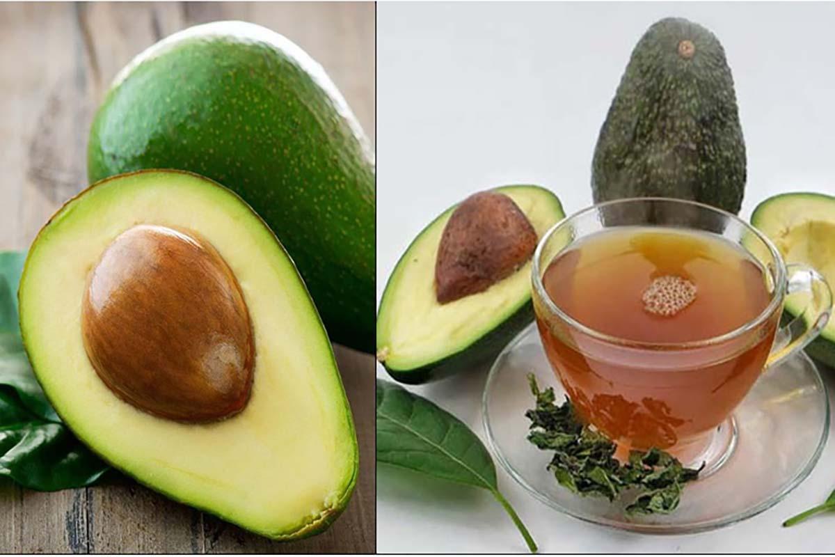 Nocciolo Di Avocado In Acqua tè all'avocado: tutti i benefici e come prepararlo a partire