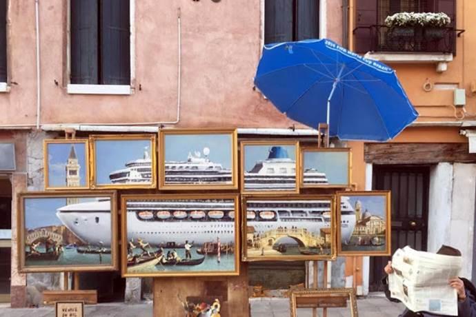 banksy venezia1