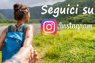 Sei su Instagram?