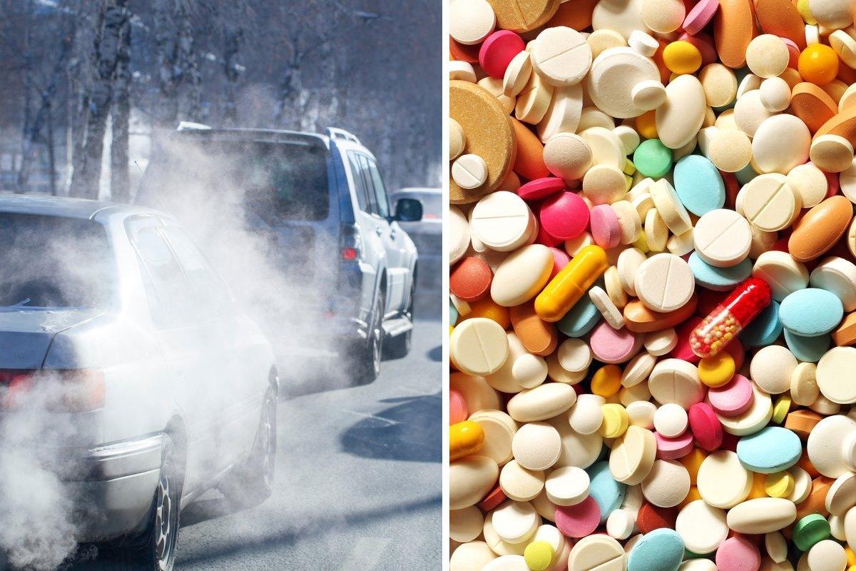 emissioni industria farmaceutica