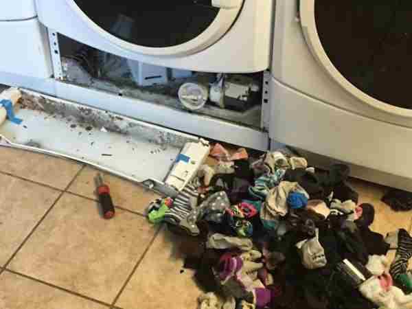 calzini lavatrice 1