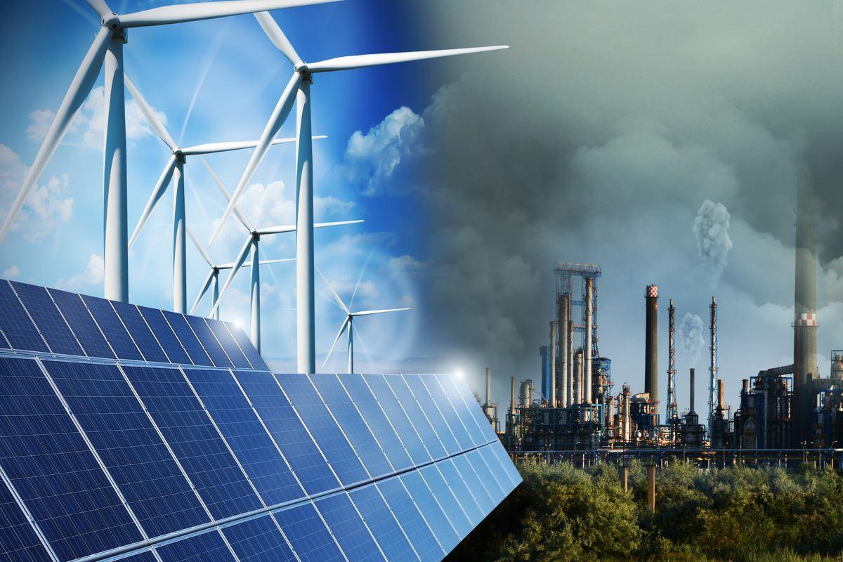uk energia carbone