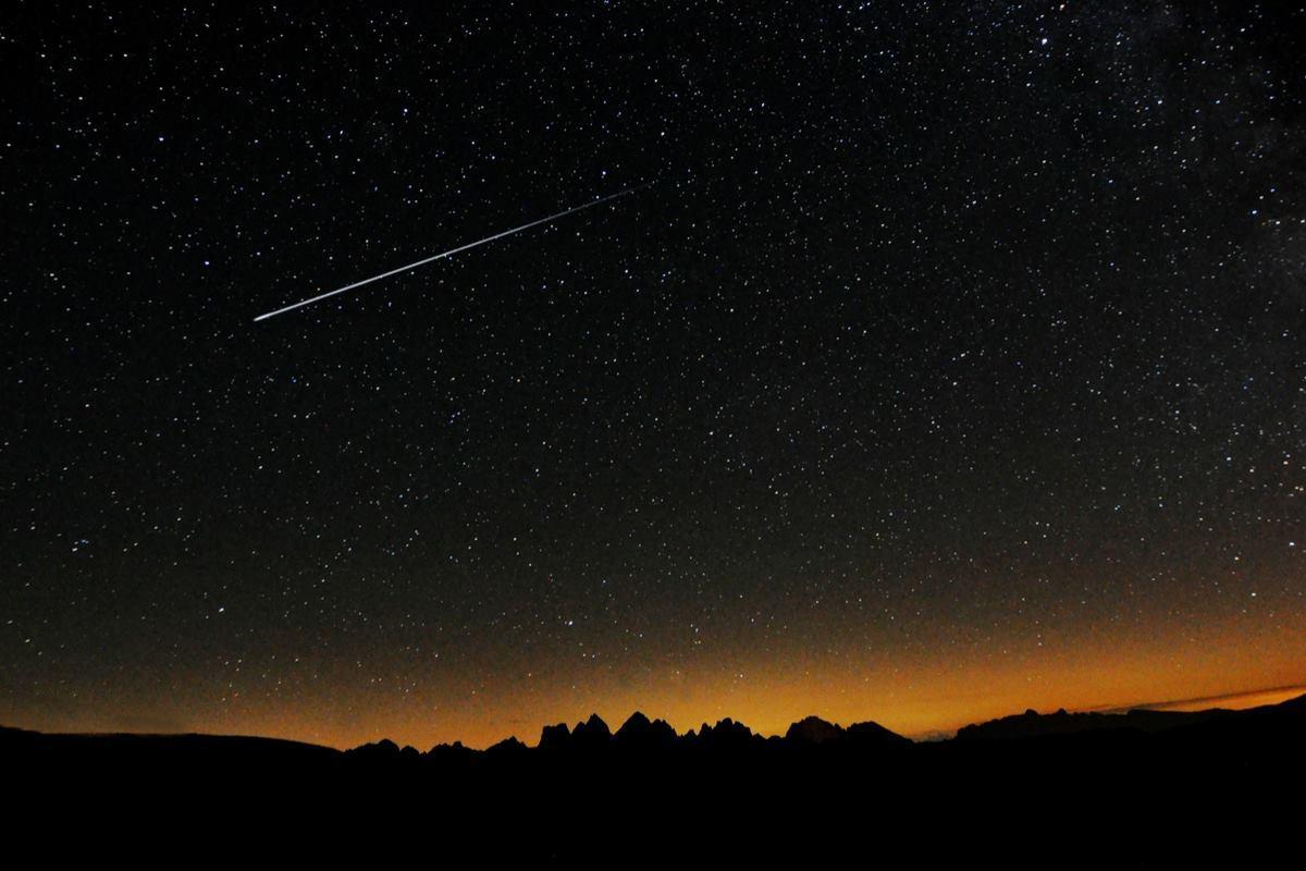 eta aquaridi meteore maggio luna nuova
