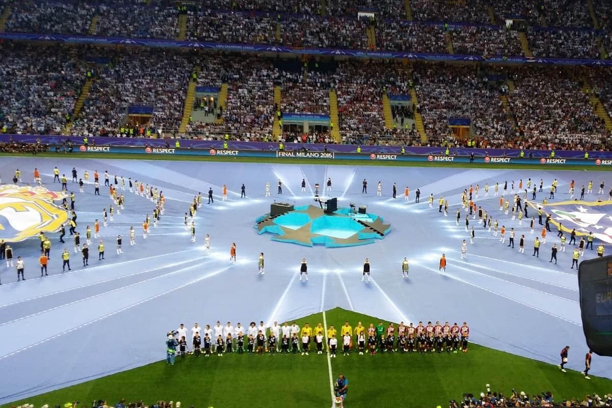 ballerini Uefa