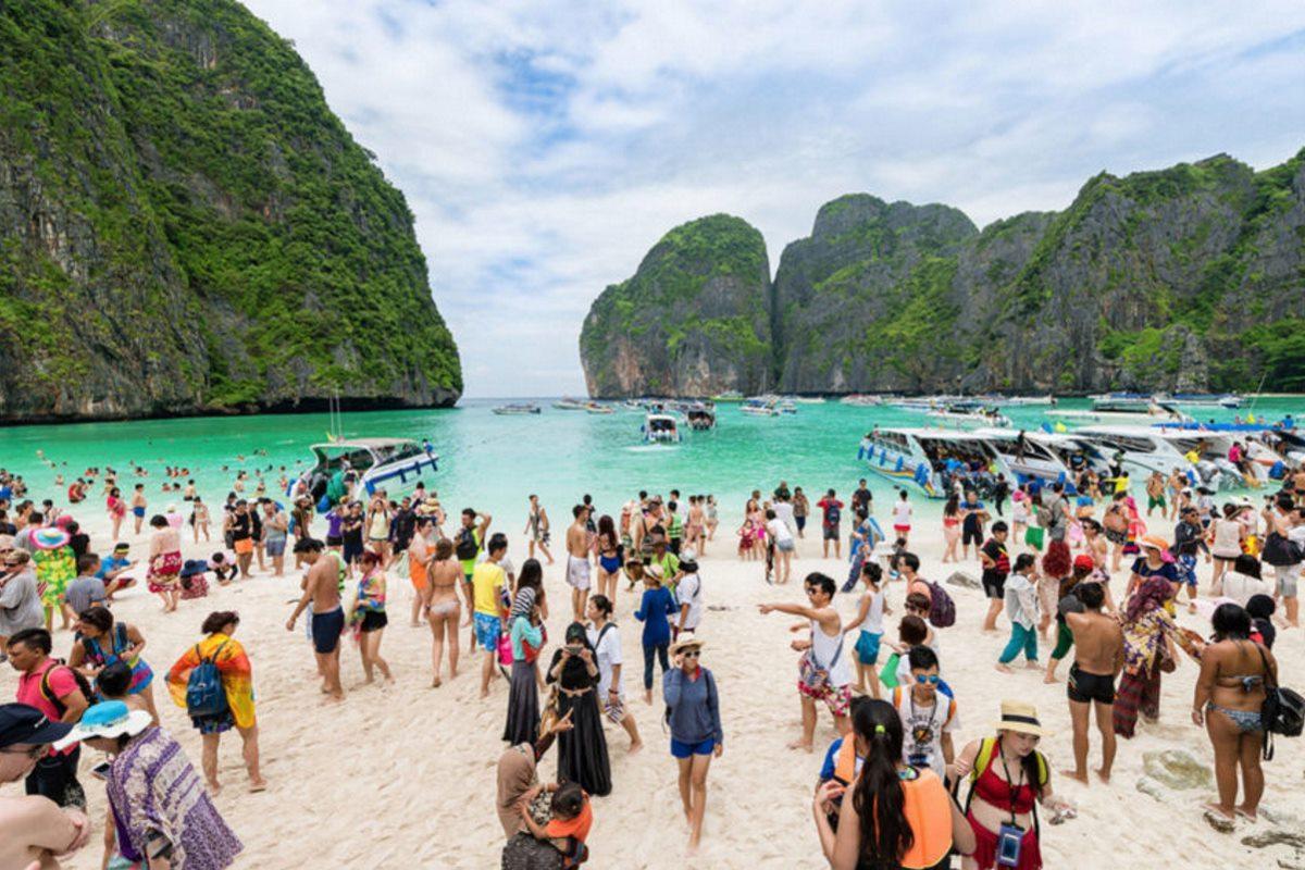 turismo di massa isole