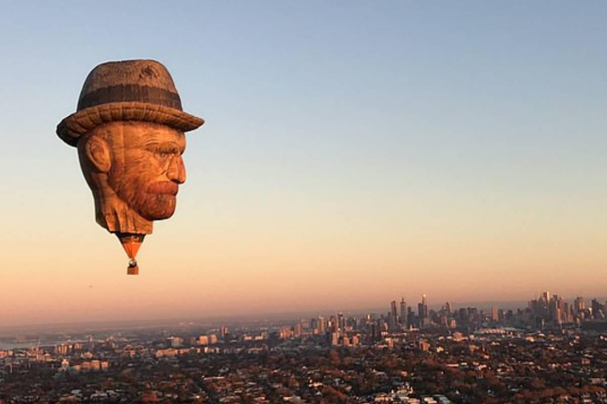 Mongolfiera Melbourne