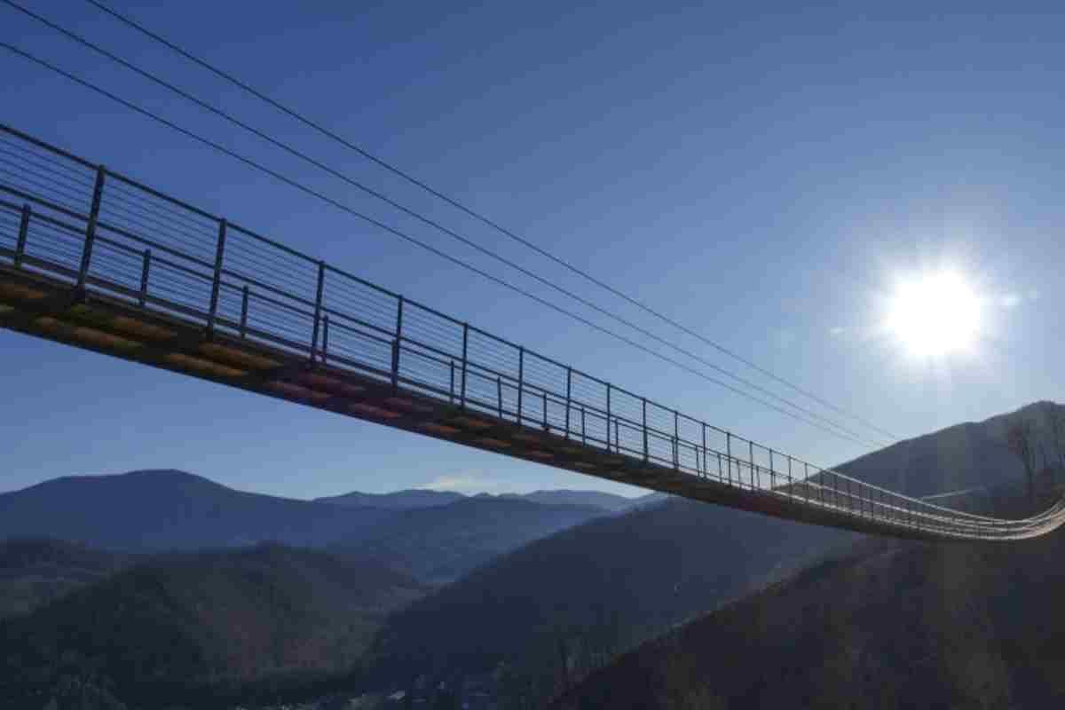 ponte sospeso Usa