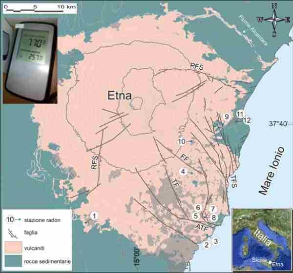 radon etna 1