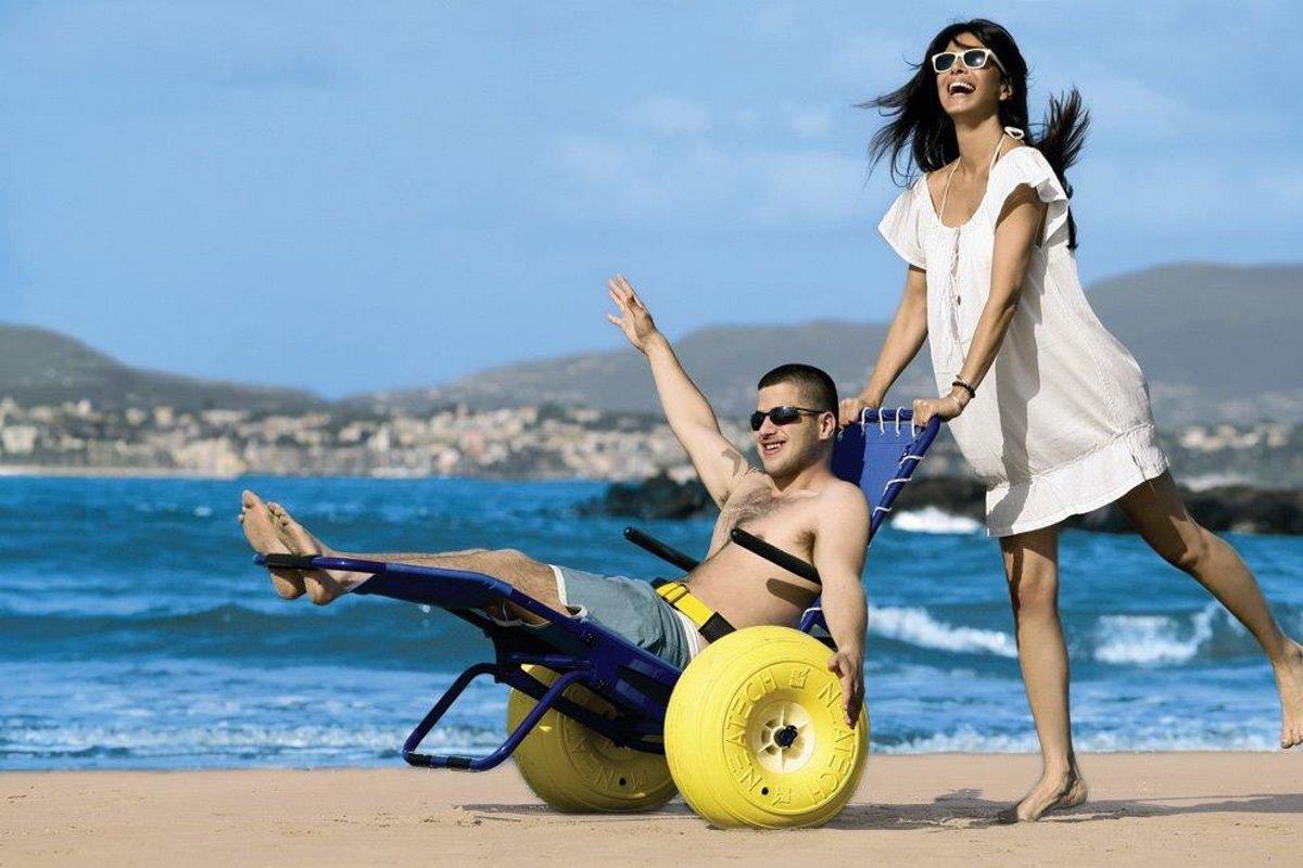 spiagge disabili Versilia