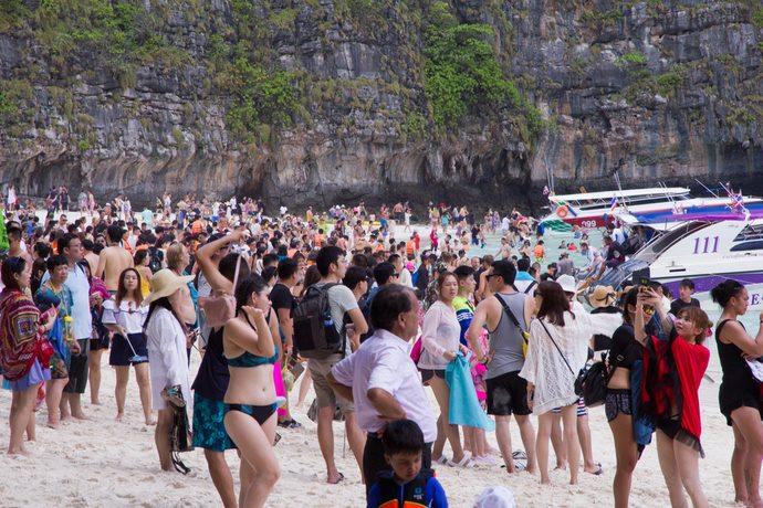 turismo massa