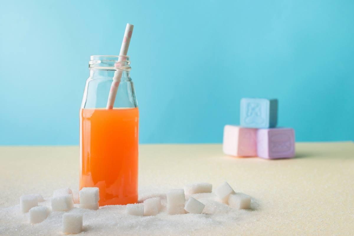 succhi zucchero