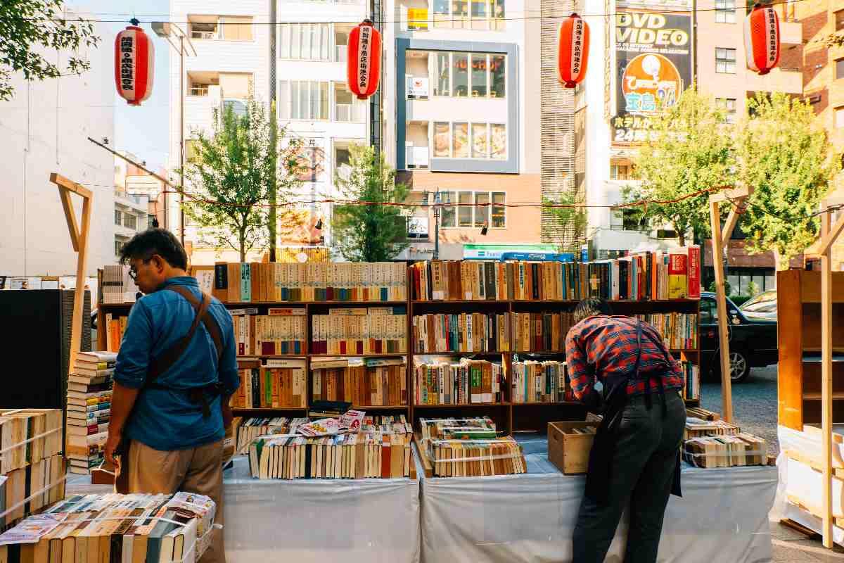 Jimbocho libreria
