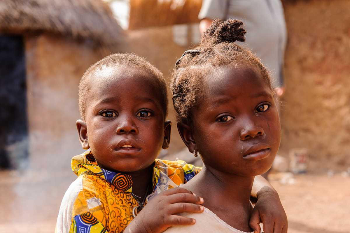camerun bambini