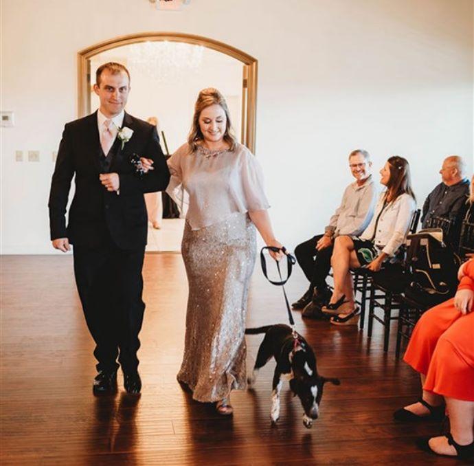 matrimonio Sally Burky