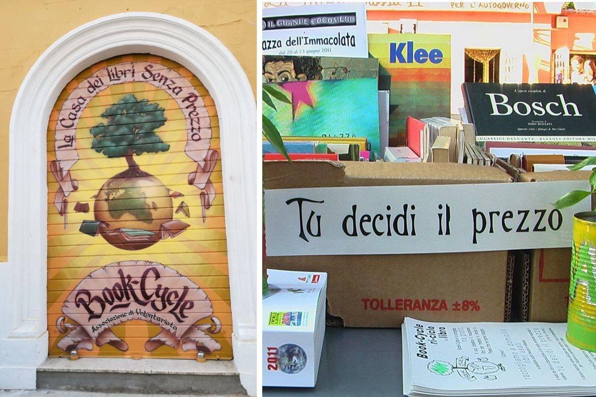 casa libri senza prezzo
