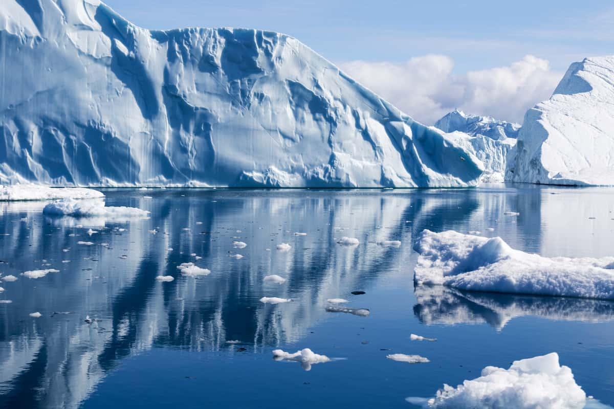ghiaccio groenlandia