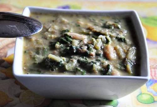 bietole 9 zuppa