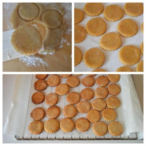 biscotti da tè olio miele 2