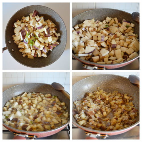 calzoncini senza lievito melanzane 2