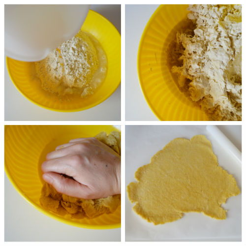 calzoncini senza lievito melanzane 3