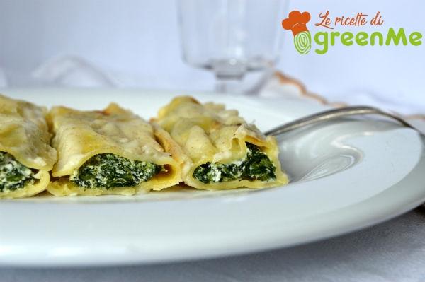 cannelloni ricotta spinaci 1