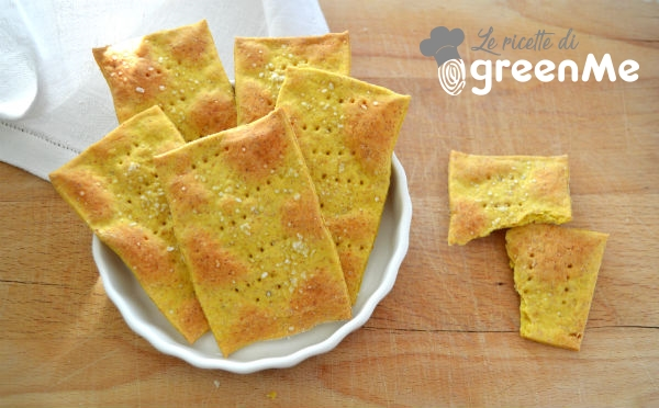 crackers curcuma senza lievito 1