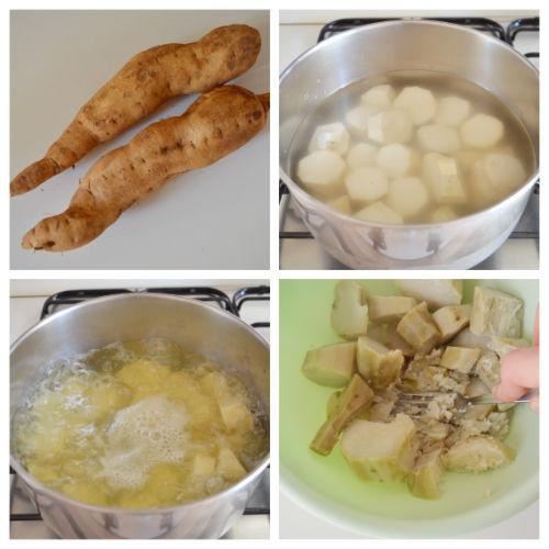 crostata salata patate e spinaci 1