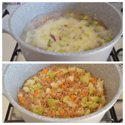 farro broccolo romanesco 2