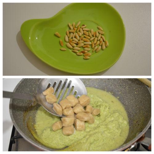 gnocchi pesto broccoletti 6