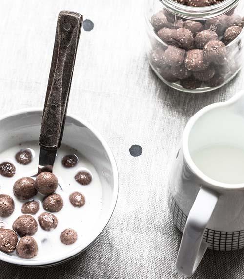 palline caffè