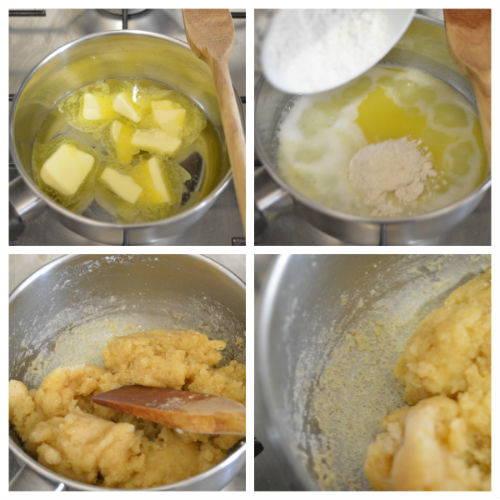pasta choux 1