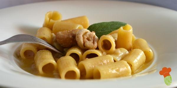 pasta con le castagne cover