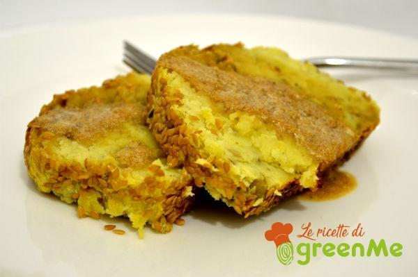 polpettone patate e lenticchie