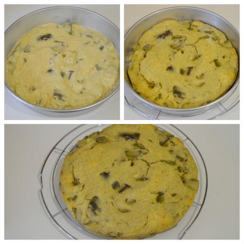 torta salata carciofi zenzero 3