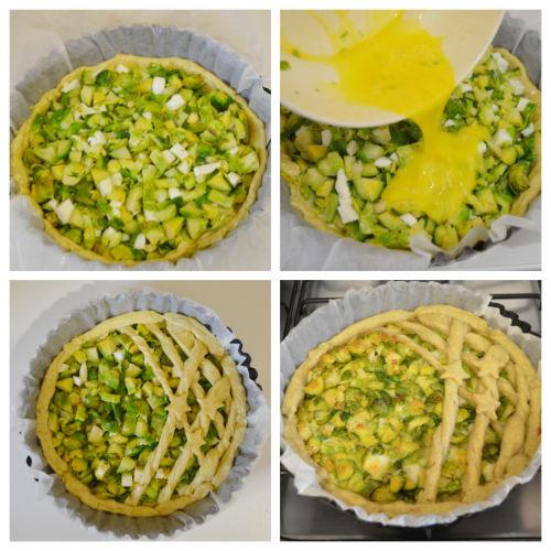 torta salata cavolini bruxelles 3