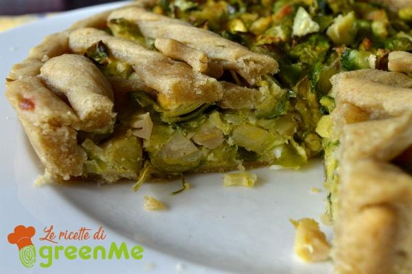 torta salata cavolini bruxelles 4