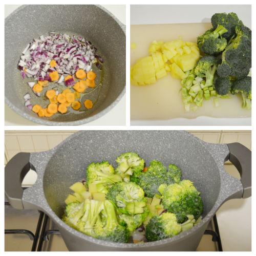 zuppa farro broccoli 1