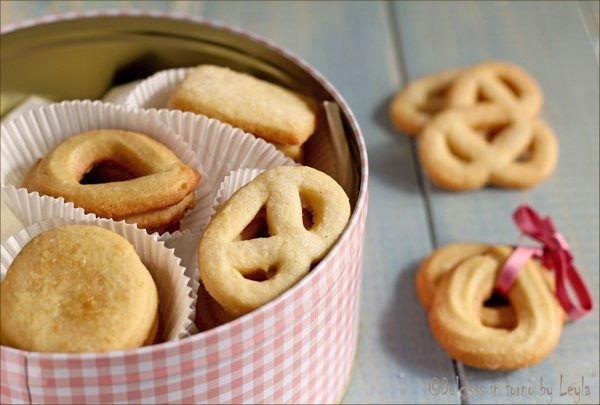 Ricetta Originale Dei Biscotti Al Burro.Biscotti Al Burro La Ricetta Originale E 10 Varianti Greenme