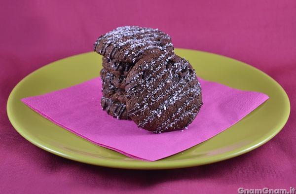 biscotti al cioccolato vegan