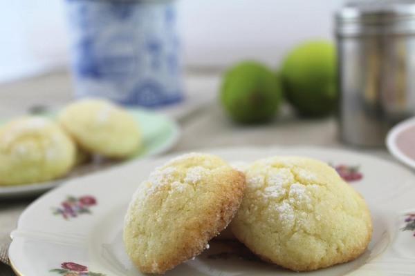 biscotti al limone classici