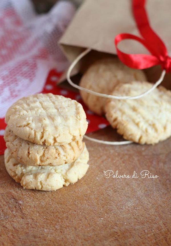biscotti al limone senza lattosio