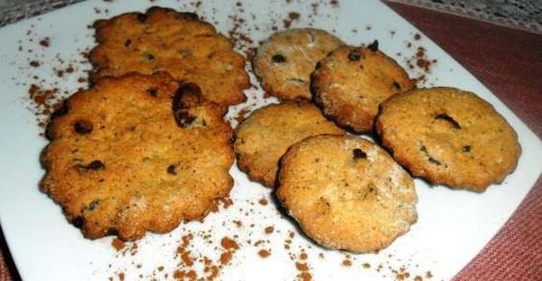 biscotti pasta frolla polenta