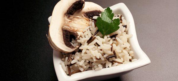 risotto funghi champignon