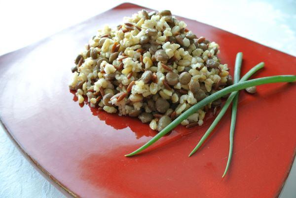 riso lenticchie